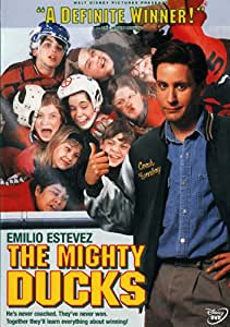 THE MIGHTY DUCKS MOVIE POSTER PRINT APPROX SIZE 12X8 INCHES