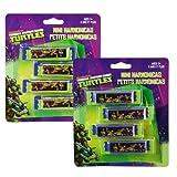 Teenage Mutant Ninja Turtles 4pk Mini Ha...