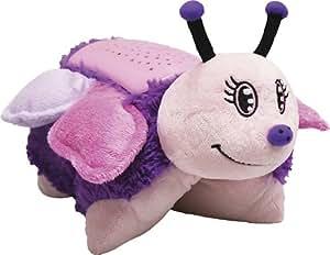 Pillow Pets – Dream Lites – Papillon Rose – Veilleuse Peluche (Import Royaume-Uni)