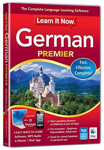 Learn It Now - German Premier (PC/Mac) Test