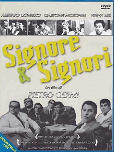 Signore & signori [IT Import] [2 DVDs]