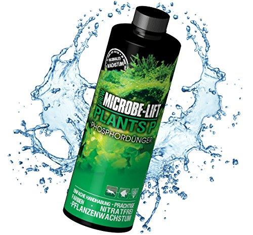 Microbe-Lift 9013-S Plants P - Fertilizante líquido para Plantas de Acuario, S