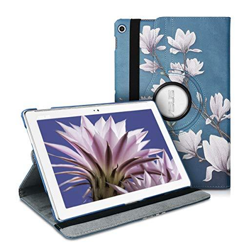 custodia per tablet asus zenpad 10 kwmobile ASUS ZenPad 10 (Z300) Cover - Custodia per Tablet Rotazione 360° Stand Similpelle - Protezione per ASUS ZenPad 10 (Z300)