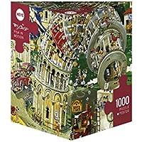 Heye Puzzle Pisa in Movimento, 1000 Pezzi,, 29121