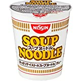 Nissin Japan Noodle Nisshin soup noodle curry 71g × 20 pieces