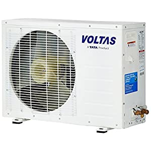 Voltas 1 Ton 3 Star (2018) Split AC (Copper, 123 CZA, White)