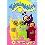 Teletubbies Favourite Games [Import]