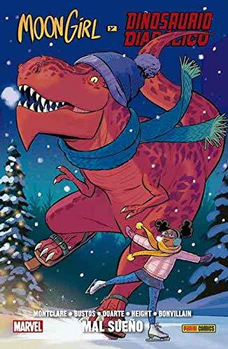 Moon Girl Y Dinosaurio Di
