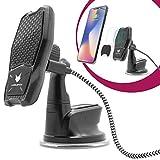 Mobilefox Qi Wireless Universal Auto Halterung Handy KFZ Halter PKW Induktiv Induktion
