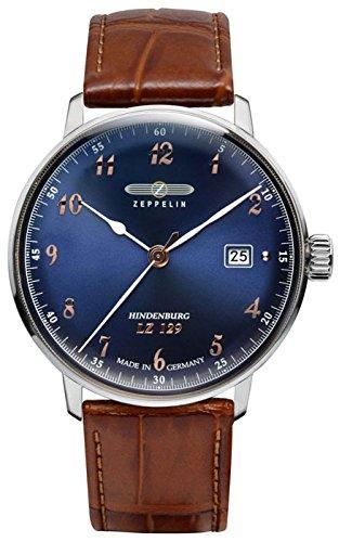 Zeppelin Reloj de caballero 7048-3