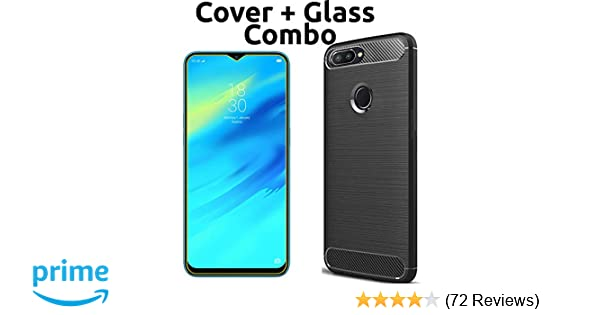 1b601220cb6 POPIO Back Cover Case and Tempered Glass for Oppo  Amazon.in  Electronics