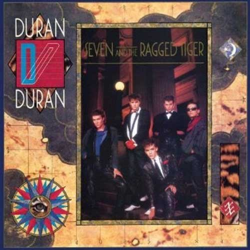 Duran Duran: Seven and the Ragged Tiger [Vinyl LP] (Vinyl)