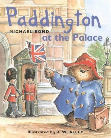 Paddington at the Palace (Little Library)