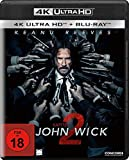 John Wick: Kapitel 2 (4k Ultra HD + Blu-ray) (2 Disc-Version) -