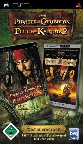 Pirates of the Caribbean: Fluch der Karibik 2 - inkl. Spielfilm-UMD Fluch der Karibik (Psp Pirates)