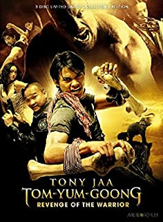 Tom Yum Goong - Revenge of the Warrior - 3-Disc Limited Uncut Collector's Edition auf 333 Stück/Mediabook Cover D [Blu-ray]