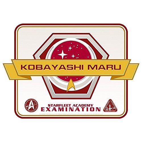 Preisvergleich Produktbild Star Trek - Mausmatte Mauspad - Starfleet Academy Examination - 23 x 19 cm