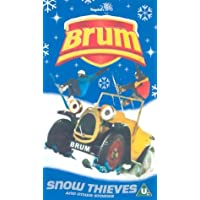 Brum : Snow Thieves and Other Stories