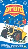 Picture Of Brum : Snow Thieves and Other Stories [VHS]