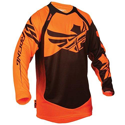 Preisvergleich Produktbild Fly Racing Jersey Evolution Clean 2.0 - Orange/Black M