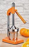 Hebelziturspresse - mechanische Hebel-Zitruspresse Saftpresse für Orangen Limetten und Zitronen...
