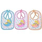 Chinmay Kids Knot Baby Feeding Bib -Pack Of 3