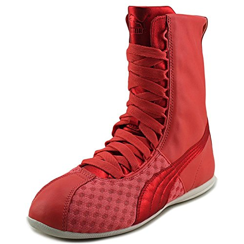 Puma Eskiva Hi Synthetik Turnschuhe Porcelain Rose-Star White