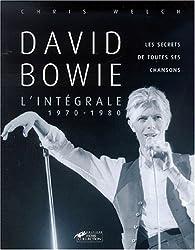 David Bowie, l'intégrale 1970-1980 : Les Secrets de toutes ses chansons