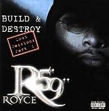 Songtexte von Royce da 5′9″ - Build & Destroy: The Lost Sessions, Part 1