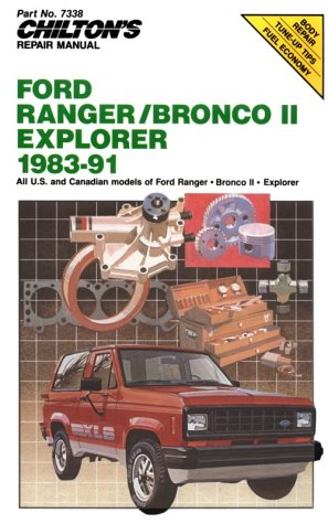 chiltons-repair-manual-ford-ranger-bronco-ii-explorer-1983-91-covers-all-us-and-canadian-models-chil