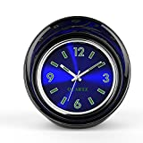Auto Quarz Uhr Auto Armaturenbrett Analog Tisch Mini Uhr