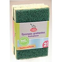 La Droguerie Ecologique 4230–Pot Nettoyant Lot de 2toutes les surfaces