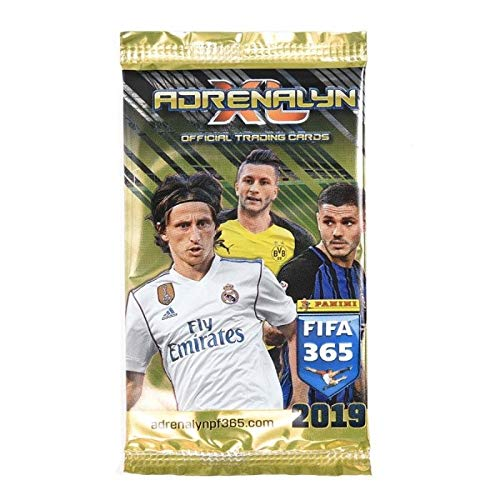 Panini FIFA 365 - 2019 Adrenalyn XL - 1 Display (50 Booster) Version BE, NL und andere Länder