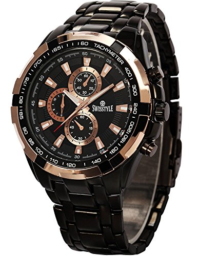 Swisstyle-expedition-Chronograph-look-black-dial-analog-watch-for-men-SS-GR6612-BLK-CH