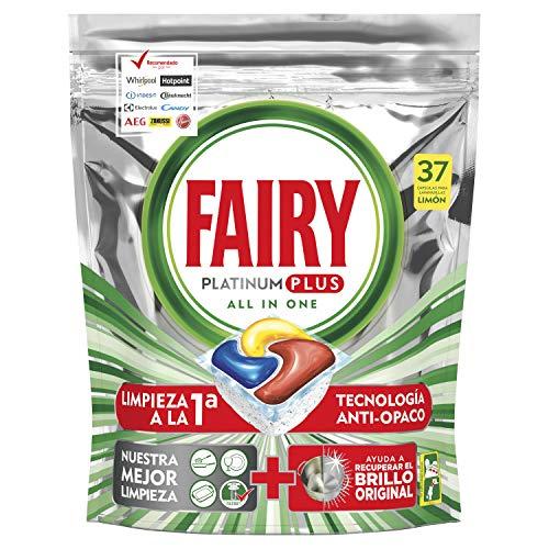 Fairy Platinum Plus Cápsulas para Lavavajillas