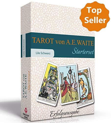Tarot von A.E. Waite. Das Starterset: Set mit Buch und Karten -