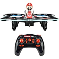 Carrera RC Copter Mini Mario Helicóptero, (370503024)