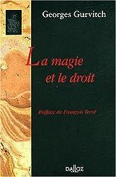 La Magie et le Droit