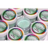 Rainbow Dust Non-Toxic Cake Glitter Decoration Sparkle Range PASTEL BLUE