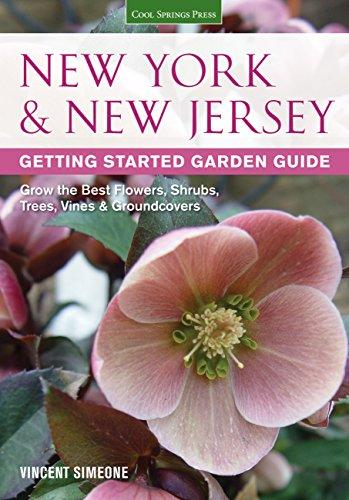 New York & New Jersey Getting Started Garden Guide (Garden Guides)