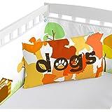 DOGS CHICHONERA 60X60X60 + 40