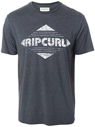 Herren T-Shirt Rip Curl Big Mama Diamond T-Shirt dark marle