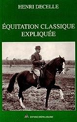 Equitation Classique Expliquée