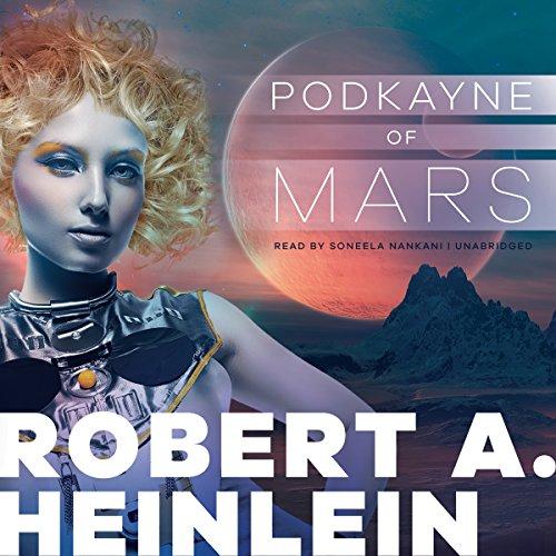Podkayne of Mars  Audiolibri