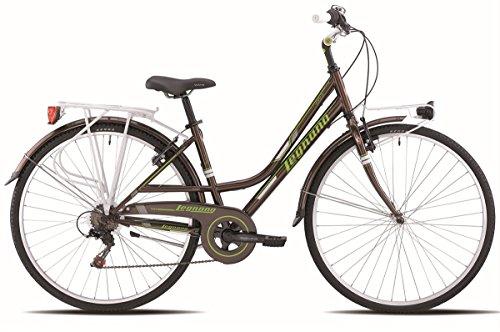 LEGNANO BICICLETA 481VERSILIA LADY 6V TALLA 44MARRON (CITY)/BICYCLE 481VERSILIA LADY 6S SIZE 44BROWN (CITY)