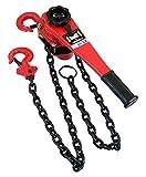 Berger + Schröter lever chain hoist 1,5 t GS, 60555