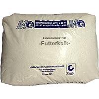 Futterkalk Futtergrit Hühnergrit Geflügelgrit Kalkgrit Korn 25 kg
