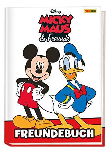 Disney Micky Maus & Freunde: Freundebuch
