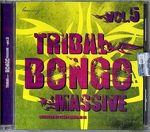 Tribal bongo massive vol.5