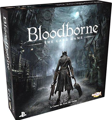 CoolMiniOrNot CMNBBN001,Bloodborne: Das Kartenspiel